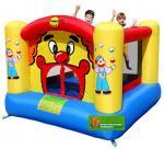 Детский надувной батут Happy Hop 9001 с безопасным насосом